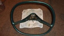 61 62 63 NOS MOPAR IMPERIAL CROWN LEBARON GREEN STEERING WHEEL BEAUTIFUL