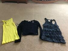 Lot Of 3 Name Brand Women's Junior Tops*Abercrombie, Hollister... Size Small
