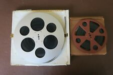 Two Pathescope 9.5mm Sound films