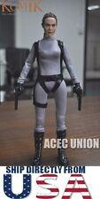 KUMIK Angelina Jolie Tomb Raider Lara Croft 1/6 Female Figure Clothing Set USA