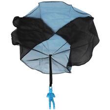 Hot Kids Children Tangle Free Toy Hand Throwing Parachute Kite Outdoor GameLK3Z