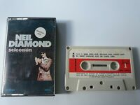 Neil Diamond Rare Spanish Paper Lable Cassette Tape
