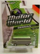 VW VOLKSWAGEN PANEL VAN MOTOR WORLD 14 GLEENLIGHT GL DIECAST