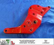 MOTO GUZZI   V11 SPORT   FRAME PLATE (RED PAINTED - LHS