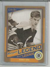 2012-13 O-Pee-Chee OPC Marquee Legend Bobby Orr G1  Legend