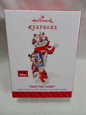 2014 Hallmark Keepsake Ornament Tony The Tiger They're Great!! Loc B6