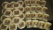 yankee candle gingerbread maple job lot votives / tarts