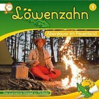 LÖWENZAHN - 01: ABENTEUER IM FEUERLAND  CD+++++++++ NEU
