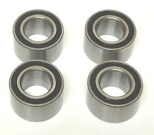 All 4 Arctic Cat ATV 400 450 500 550 650 700 1000 Front and Rear Wheel Bearings