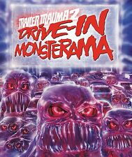TRAILER TRAUMA 2: DRIVE-IN MONSTERAMA Blu-ray - 95 Trailers from the 60s-70s