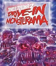 TRAILER TRAUMA 2: DRIVE-IN MONSTERAMA Blu-ray - 95 Trailers!  Horror Trailers!