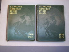 Gustave Geffoy Léopold-Lacour Louis Lumet - La France Héroique et ses Alliés