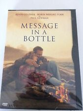 Message In A Bottle DVD Kevin Costner; Paul Newman Brand New Sealed