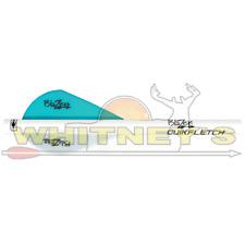 Bohning True Fletch Teal 6PK- 101001TL