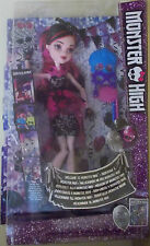 Monster High Welcome To Monster High ~ Draculaura Doll ~ Dance The Fright Away