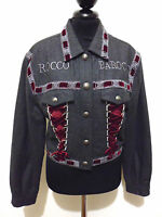ROCCOBAROCCO VINTAGE '80 Giacca Donna Lana Woman Wool Jacket Sz.M - 44