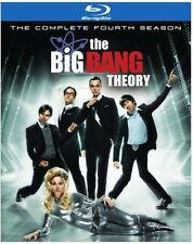The Big Bang Theory: The Complete Fourth Season [New Blu-ray] Ac-3/Dolby Digit