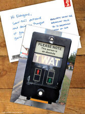 Brainbox Candy 'Twat' Postcard Funny Rude Comedy Humour Novelty Cheeky Joke