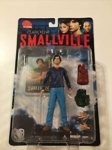 Smallville Clark Kent Action Figure WB (DC Direct) MOC