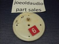 Radio Shack/Realistic LAB 89 Turntable Main Cam Gear. Parting Out Entire LAB 89
