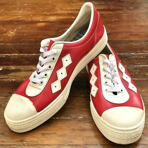 NOS VINTAGE 60s Mexican Shoes Sneakers Mexican Converse Rockabilly Bowling