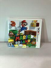 Super Mario 3D Land (Nintendo 3DS, 2011) USED