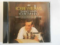 ROBBIE WILLIAMS : SWING WHEN YOU'RE WINNING - [  CD ALBUM ] --> PORT GRATUIT