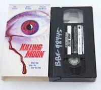 Killing Moon VHS Daniel Baldwin Penelope Ann Miller 2001 Kim Coates Thriller