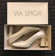 Via Spiga Women's Heel Shoes-Size 7 (New for $124, Worn Only Once)