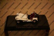 Norev Caterham Super Seven White 1979 270212