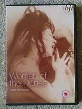 Woman of the Dunes Sunna no Onna BFI VG DVD Region 2 British Film Institute in