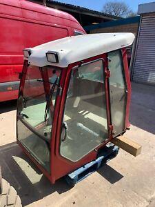 Walter Mauser fully glazed cab + doors X Toro 6500d... .£650+VAT