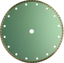 """300 mm 12"""" DIAMOND BLADE TURBO PROFESSIONAL 20MM - or 1"""" or 30 mm Bore GBMP"""