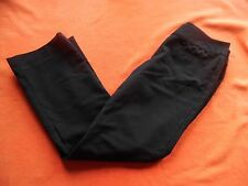 Cato 4 petite 4P P short black dress pants polyester rayon spandex contemporary