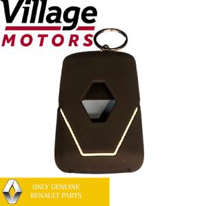 NEW Genuine Renault Megane Koleos Card Key Holder SILICONE BLACK 7711930023