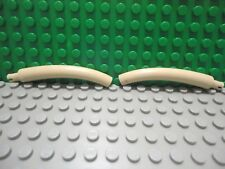 Lego mini figure 2 Pearl Gold Dinosaur Middle Tail NEW