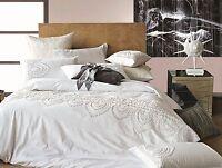 Melange Home Padma 3 Piece Duvet set