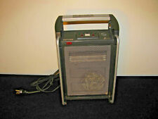 Patton Heatblaster Utility Space Heater with 1-Touch Electronic Thermostat