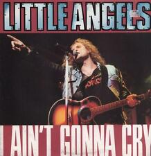 "Little Angels(12"" Vinyl P/S)I Ain't Gonna Cry-Polydor-867 311-1-UK-1991-VG/VG"