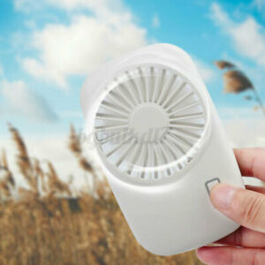 USB Rechargeable Air Cooling Hand-held Outdoor Cooling Portable Mini Pocket Fan