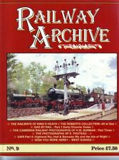 Railway Archive    Published By Lightmoor Press    2005    ISSN 1477-5336