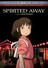 Spirited Away (Dvd, 2002)