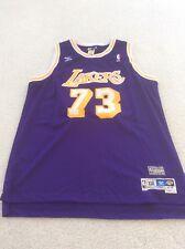 Adidas Dennis Rodman Los Angeles Lakers Jersey XXL Purple