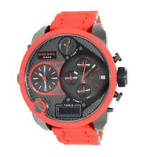 Herren-Armbanduhren aus Silikon/Gummi mit Datumsanzeige für Erwachsene
