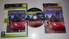 * Original Xbox Classic Game * PROJECT GOTHAM RACING 2 * X Box
