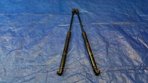 11-19 INFINITI M37 Q70L LEFT & RIGHT HOOD LIFT SUPPORT STRUT SHOCK PAIR # 36709