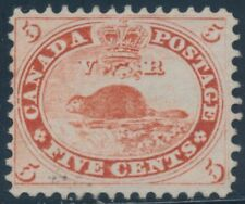 CANADA #15 F-VF UNUSED CV $575 BU2262