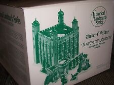 "DEPT 56 ""TOWER OF LONDON"" DICKENS VILLAGE, NIB"