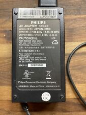 PHILIPS AC Adapter ADPC12416BB Power Supply Input 100-240V Output 12VDC 4.16A