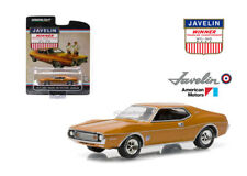 GREENLIGHT 1:64 EXCLUSIVE - 1973 AMC TRANS AM VICTORY JAVELIN DIECAST CAR 29837